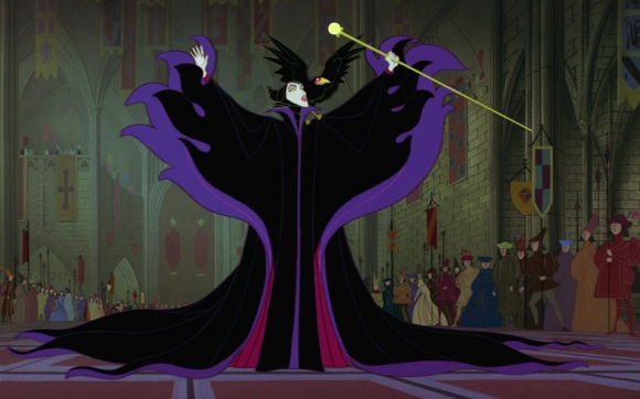 Me when I don't get my way (or Maleficent from Sleeping Beauty).